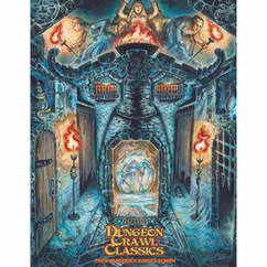 Dungeon Crawl Classics RPG: Judges Screen (Thick)