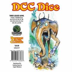 Dungeon Crawl Classics RPG: Gowl Dice (14ct)