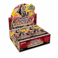 Yu-Gi-Oh!: Blazing Vortex Booster Box 1st Edition