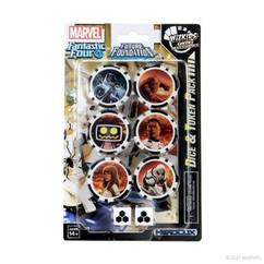 Marvel HeroClix: Fantastic Four Future Foundation Dice & Token Pack (PREORDER)