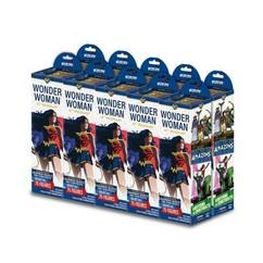 DC HeroClix: Wonder Woman 80th Anniversary Booster Brick (10)