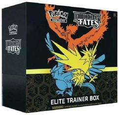 Pokemon: Hidden Fates Elite Trainer Box