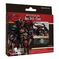 Final Fantasy Trading Card Game: Multiplayer Challenge - Boss Deck - Chaos