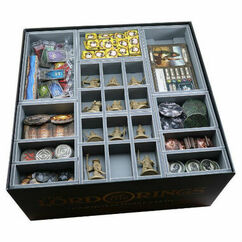 Box Insert: The Lord of the Rings: Journeys in Middle-Earth and Expansions