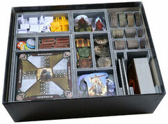 Box Insert: Gloomhaven - Jaws of the Lion