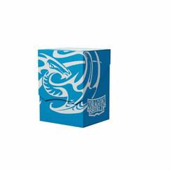 Dragon Shield: Deck Shell (Blue/Black)