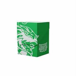 Dragon Shield: Deck Shell (Green/Black)