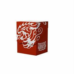 Dragon Shield: Deck Shell (Red/Black)