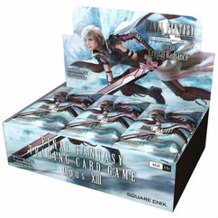 Final Fantasy Trading Card Game: Opus XIII - Crystal Radiance Booster Box
