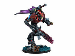 Infinity: Code-One - Combined Army - Shasvastii Special Armored Corp Sphinx
