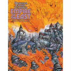 Dungeon Crawl Classics RPG: The Empire of the East