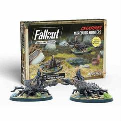 Fallout Wasteland Warfare: Creatures - Mireluck Hunters Expansion