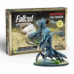 Fallout Wasteland Warfare: Creatures - Fog Crawler Expansion