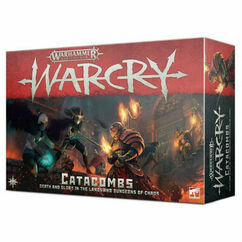 Warhammer Age of Sigmar: Warcry - Catacombs