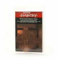 Warhammer Age of Sigmar: Warcry - Catacombs Board Pack