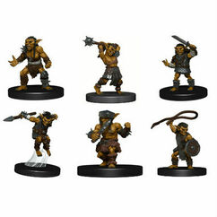 Dungeons & Dragons Miniatures: Icons of the Realms - Goblin Warband
