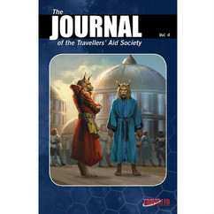Traveller RPG: Journal of the Travellers' Aid Society Vol. 4