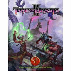 Tome of Beasts II RPG (5E)