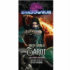 Shadowrun 6E RPG: Tarot Deck - Arcanist Edition