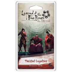 Legend of the Five Rings LCG: Twisted Loyalties