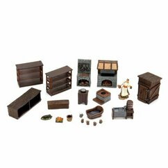 Warlock Tiles: Accessory - Kitchen