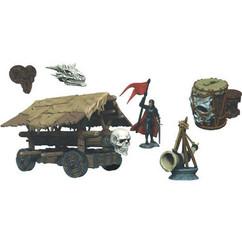 Wizkids Miniatures 4D Settings: War Machines - Battering Ram