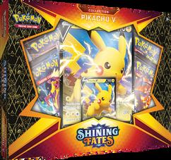 Pokemon: Shining Fates - Pikachu V Collection