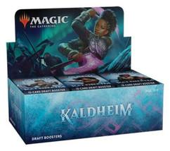 Magic: The Gathering - Kaldheim Draft Booster Box