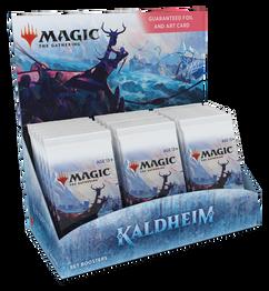 Magic: The Gathering - Kaldheim Set Booster Box (Bulk Discounts)