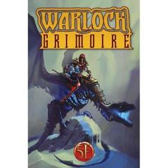 Warlock Grimoire RPG (5E)