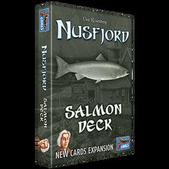 Nusfjord: Salmon Deck Expansion