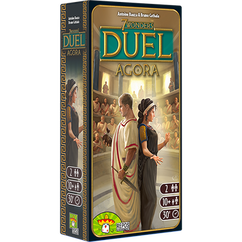 7 Wonders: Duel - Agora Expansion