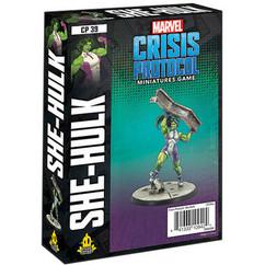 Marvel Crisis Protocol: She Hulk Character Pack