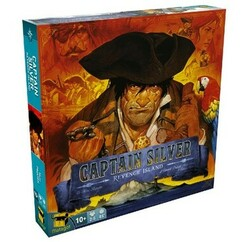 Treasure Island: Captain Silver - Revenge Island Expansion