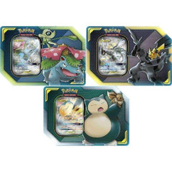 Pokemon: Tag Team Tin Bundle (3)