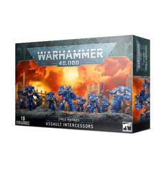 Warhammer 40K: Space Marines - Assault Intercessors