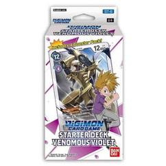 Digimon TCG: Venomous Violet - Starter Deck