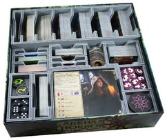 Box Insert: Arkham Horror 3E and Dead of Night Expansion