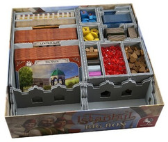 Box Insert: Istanbul and Expansions (Version 2)