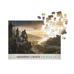 Assassin's Creed: Raid Planning - Puzzle (1000pcs)