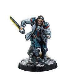 Infinity: John Hawkwood, Merc Officer (K1 Marksman Rifle)