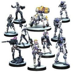 Infinity: ALEPH Operations Action Pack (On Sale)