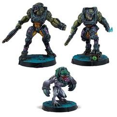 Infinity: Combined Army - Jayth Cutthroats, Shasvastii Independent Assault Group