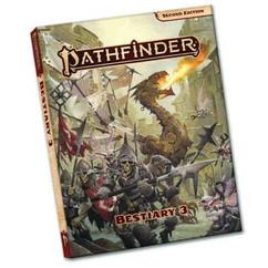 Pathfinder RPG 2nd Edition: Bestiary 3