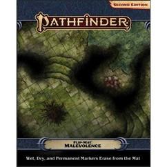 Pathfinder RPG 2nd Edition: Flip-Mat - Malevolence