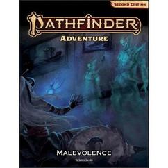Pathfinder RPG 2nd Edition: Adventure - Malevolence