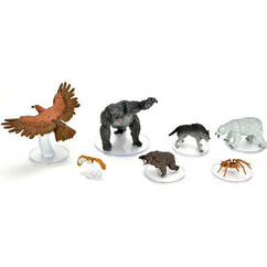 Dungeons & Dragons Miniatures: Icons of the Realms - Wild Shape & Polymorph Set Two