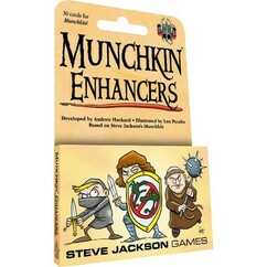 Munchkin: Munchkin Enhancers Expansion