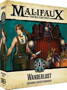 Malifaux 3E: Wanderlust