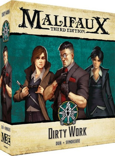 Malifaux 3E: Dirty Work